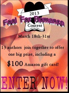 Fool for Romance Contest
