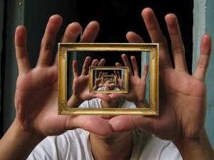 mirror dimensions